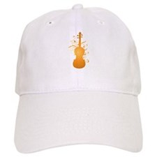 Swirl Violin Cap