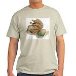 Hats Off! Ash Grey T-Shirt