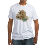 Hats Off! Fitted T-Shirt