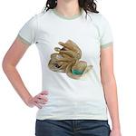 Hats Off! Jr. Ringer T-Shirt
