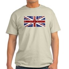 """""""Red Navy Union Jack"""" T-Shirt"""