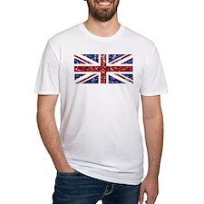 """Red Navy Union Jack"" Shirt"