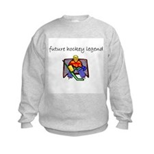 future hockey.bmp Sweatshirt