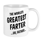 The World's Greatest Farter Mug
