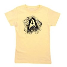 Star Trek Insignia Art Girl's Tee