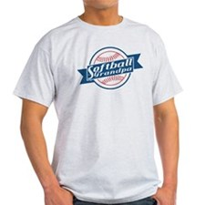 Softball Grandpa T-Shirt