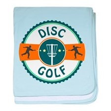 Disc Golf baby blanket
