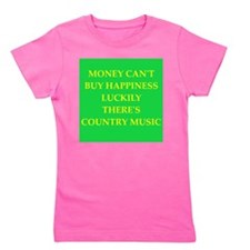 country music Girl's Tee