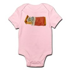Sick Squirrel Infant Bodysuit