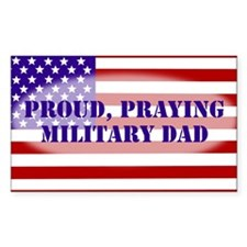 Military Dad Decal