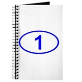 Number 1 Oval Journal