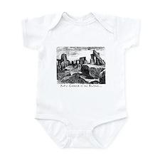 Stonehenge Career Ruins Infant Bodysuit