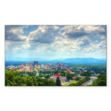 Asheville, North Carolin Decal