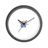Cool Pen Wall Clock