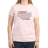 Chemists Do It Periodically T-Shirt