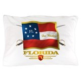 Florida -Deo Vindice Pillow Case