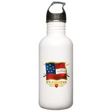 Florida -Deo Vindice Water Bottle