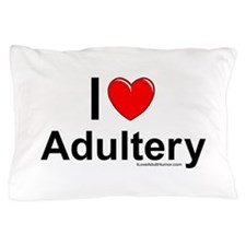 Adultery Pillow Case
