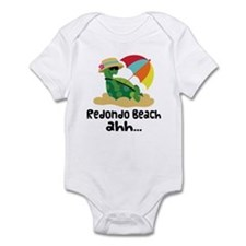 Redondo Beach California Infant Bodysuit