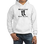 Moovin' Hooded Sweatshirt