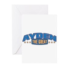 The Great Ayden Greeting Cards (Pk of 10)