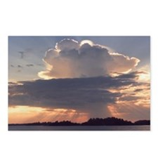 Mushroom Cloud Postcards (Package of 8)