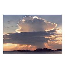 Mushroom Cloud Postcards (Package of 8)