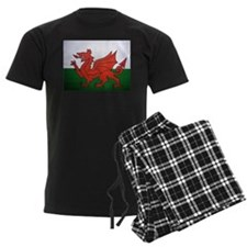 Welsh Flag Pajamas