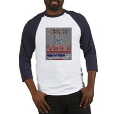 Censorship is UnAmerican! Baseball Jerse