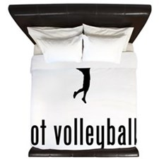 Volleyball King Duvet