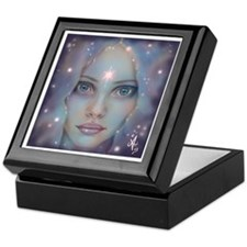 'Heavens child' Keepsake Box