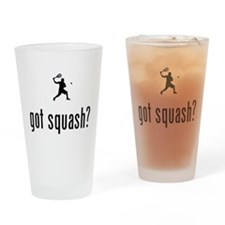 Squash Drinking Glass