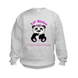 Little Sister Panda Sweatshirt