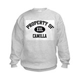 Property of Camilla Sweatshirt