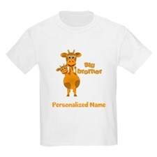Big Brother Giraffe T-Shirt