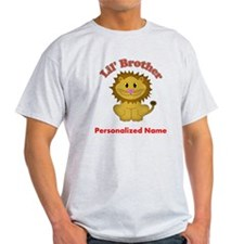 Little Brother Lion T-Shirt