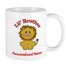 Little Brother Lion Small Mug