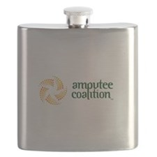Amputee Coalition Flask
