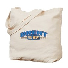 The Great Brent Tote Bag