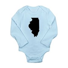 State of Illinois Body Suit