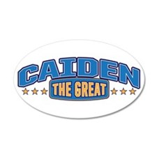 The Great Caiden Wall Decal