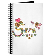 Cute Sara Journal