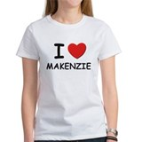 I love Makenzie Tee