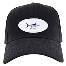 Blue Marlin Logo Baseball Hat
