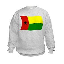 Guinea Bissau Flag 2 Sweatshirt