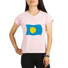 Palau Flag 2 Performance Dry T-Shirt
