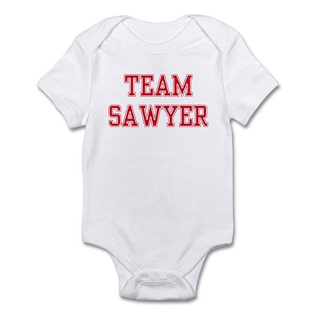 TEAM SAWYER Infant Creeper