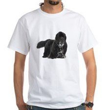Black Newfie T-Shirt