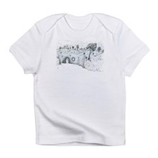 House in the Hill Infant T-Shirt