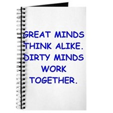 dirty minds Journal